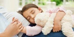 Sleeping Kid