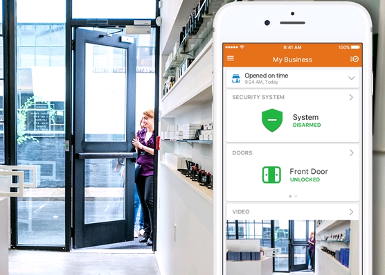 Commercial Security App